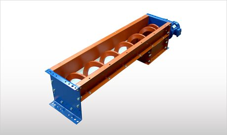 Engineered Shaftless Screw Conveyors - USSSC