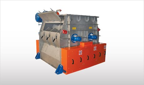 Batch-Type Twin Shaft Paddle Mixers - WTS