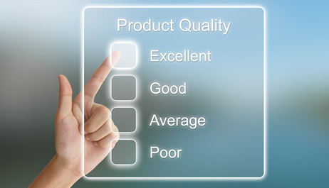 Industrial quality product