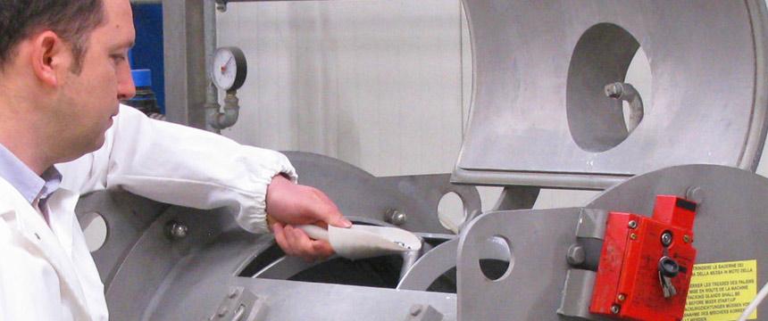 Wam Inc Screw Conveyors Dust Filters Butterfly Valves Bin