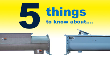 huge selection of 065ff 390fc 5 Things to know about CEMA Screw Conveyors