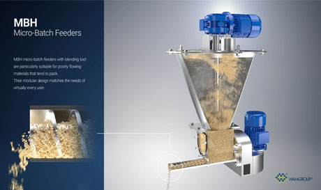 High Efficiency Micro-batch Feeders 0