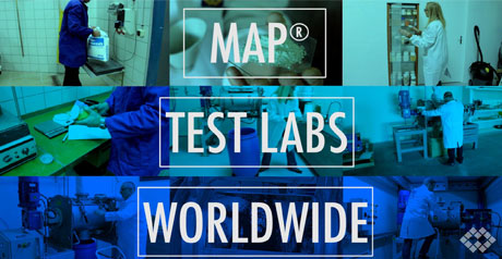 MAP Test Labs Worldwide