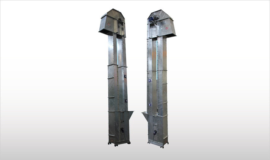 Vertical Conveying for Processing Industries